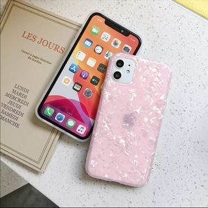 NEW iPhone 11/Pro/Max/XR/7/8/Plus Conch Shell case